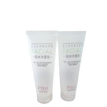 frais et frais doucement nettoyer les pores en plastique tube d'emballage