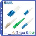 Conector da fibra óptica do LC para o conjunto de cabo