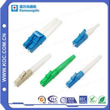 Connecteur de fibre optique de LC pour l'ensemble de câble