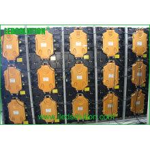 P5-Innenlichtdruckguss-LED-Anzeigetafel 640X640mm