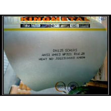 Asme B16.28 /ASTM A403 45 Degrees Lr Stainless Steel Elbow