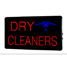LED Sign Dry Cleaners