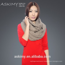 2015 long thick pattern hand knitted scarf