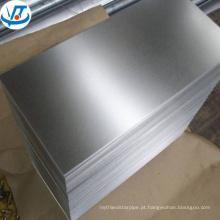 1100 1060 1A99 Placa De Alumínio
