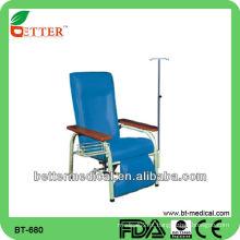 Cadeira de infusão médica
