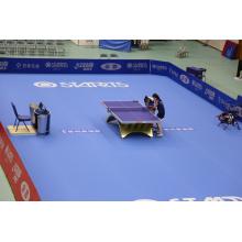 Spielplatz der Tischtennis-Sportfläche