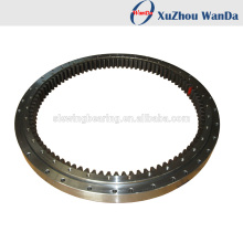 Replacement of VOLVO excavator slewing ring in China