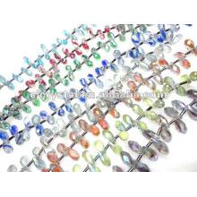 2015 Top Sale Teardrop Glass Beads