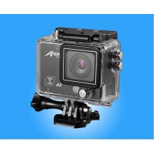 Fábrica preço 2 polegadas ação câmera Full HD 1080p Mini câmara de vídeo com Wi-Fi