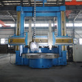 Double column cnc vertical turret lathes