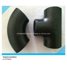 ASME Bw sem costura solda butt acessórios de aço carbono tubulação