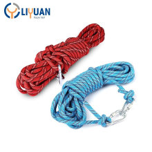 Manufacturer Price Braided Ropes Twine Line Plastic Rope