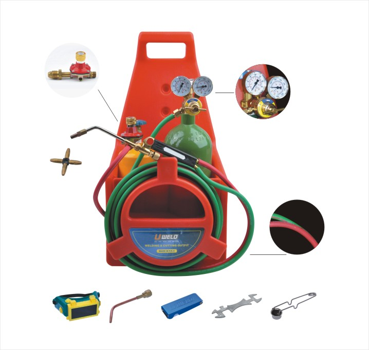 Acetylene Cutting Welding Kit