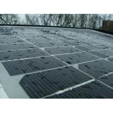Compre una celda de panel solar con eficiencia de 17.8% a 18.6% (SGP-255W)