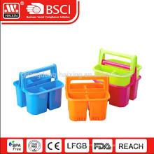 Эко-дешевые регулируемые доступны пластиковые столовые приборы держатель