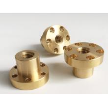 Precision Brass CNC Parts