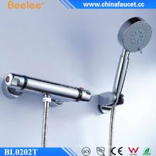 Beelee Bl0202t Grifo de ducha termostático montado en la pared