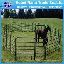 Paneles portátiles para patio de caballos, patios portátiles, cercado de caballos