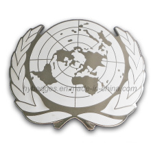 United Nations Badge Custom Army Police Badge (GZHY-BADGE-006)