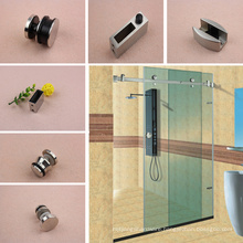Serenity series 180 degree sliding shower door systems with reasonable price