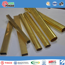 Gold Surface 304 Stainless Steel Pipe for Decoration