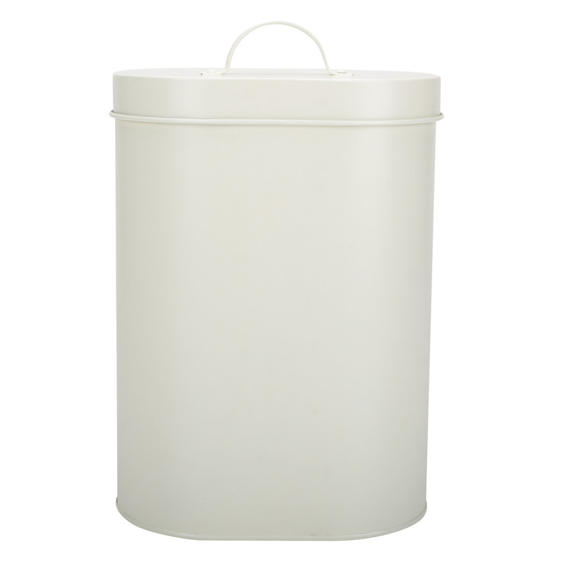 White Food Storage