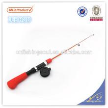 ICR051 chinois pêche matériel de pêche de Chine engins de pêche glace haute carbone canne à pêche glace