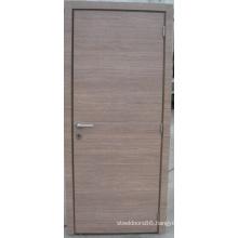 Interior Flush Door Melamine Swing Door for Living Room