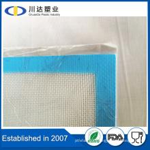 CD051 HOT-SELLING GLASS FIBER SILICONE RUBBER CLOTH MADE IN JIANGSU