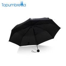 parapluies de pluie imprimés personnalisés petit parapluie promotionnel 3 fois mini
