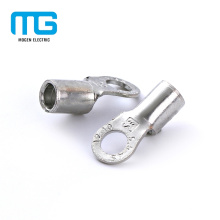 Good Quality Non-insulated Copper Tin Plated Ring Cable Crimp Terminals