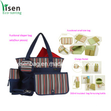 Bolsa de pañales de alta calidad Set (YSDB00-0011)