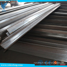 SUS Fabricant de la barre angulaire 316 en acier inoxydable
