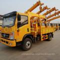 China BRAND New 14 ton Hydraulic Telescopic Boom Truck Crane For Sale
