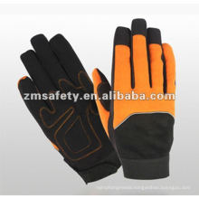 Anti Vibration Mechanic Hand Protection Gloves Industry Safety
