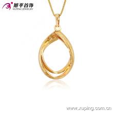 32496-Xuping en gros Chine usine 18 k plaqué or nouveau élégant pendentif bijoux pour les femmes