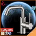 New products SUS 304 stainless steel tap bathroom water faucet
