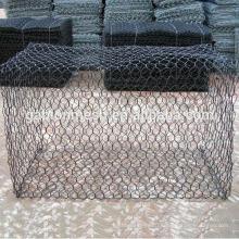Gabion box/gabion price(galvanized & pvc coated)