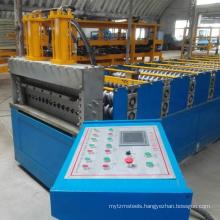 Maquina Perfiladeira De Telha Trapezio 0.4-1.0 Mm 1000-840 Mm 220V/60HZ/3PH Sanxing 5000kg CN;LIA 5.5kw 1000/1200/1250mm