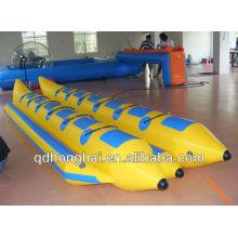 barco de banana