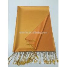 %100 silk Turkey Double Side Scarf 110g