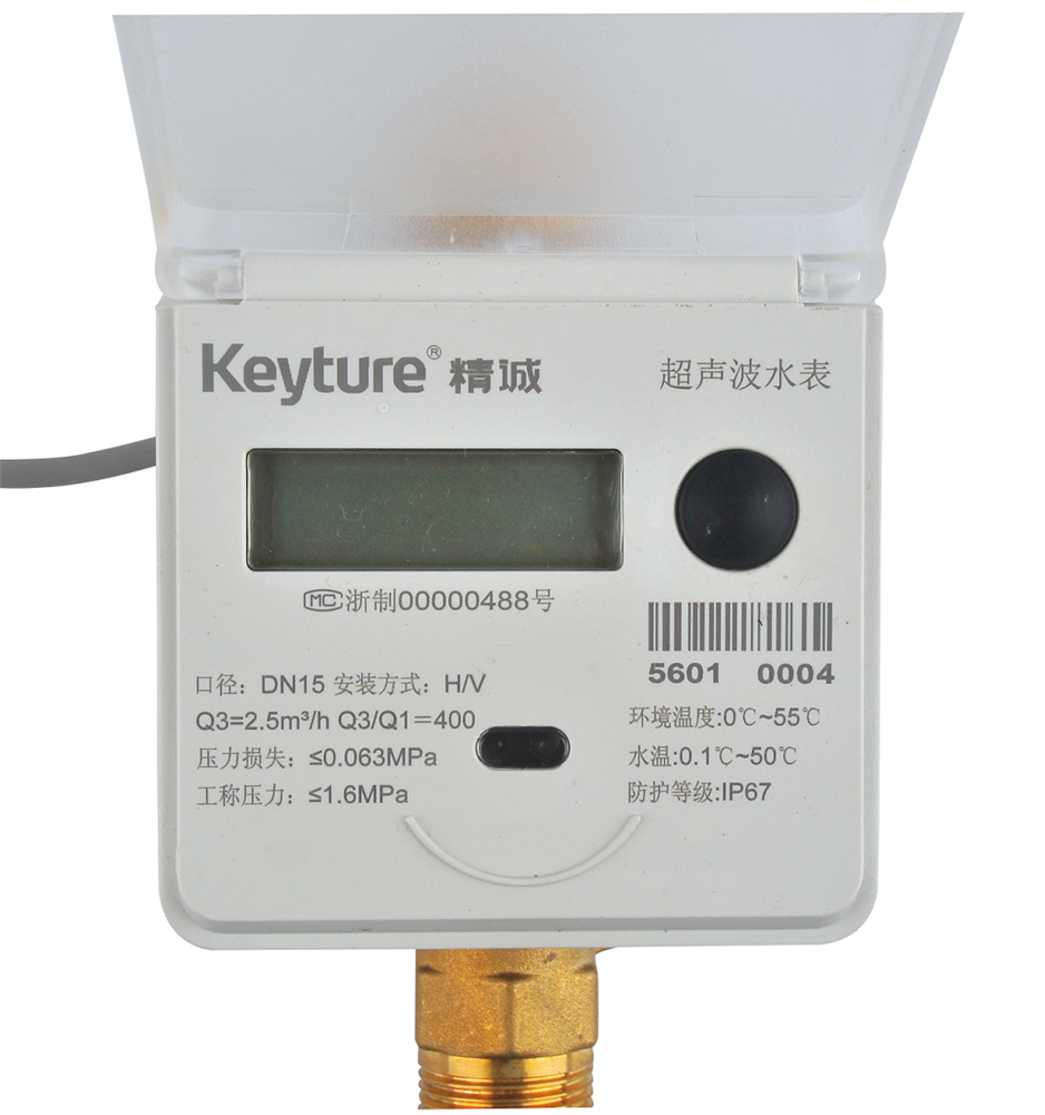 Wireless Digital Water Meter