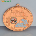 Customer Design Metal Medal By Die Casting