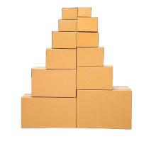 Customized size kraft packaging corrugated carton cheap custom packaging box carton