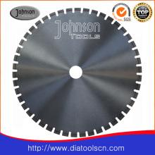 Lame de scie segmentée diamantée de 800 mm à usage général