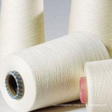 100% Cotton Carded Yarn, Ne 30 Cotton Yarn