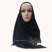 Вышивка GGT оптовый шарф хиджаба
