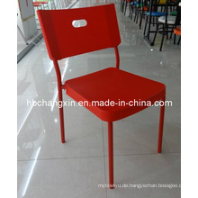 Heißer Verkauf moderne neue Designstuhl aus Kunststoff