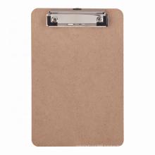 Comix Fiber Retractable Hanging Hole Portable A4 Clip Board