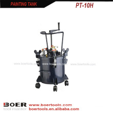 Paint Tank with mixer Hand Type 10L 20L 40L